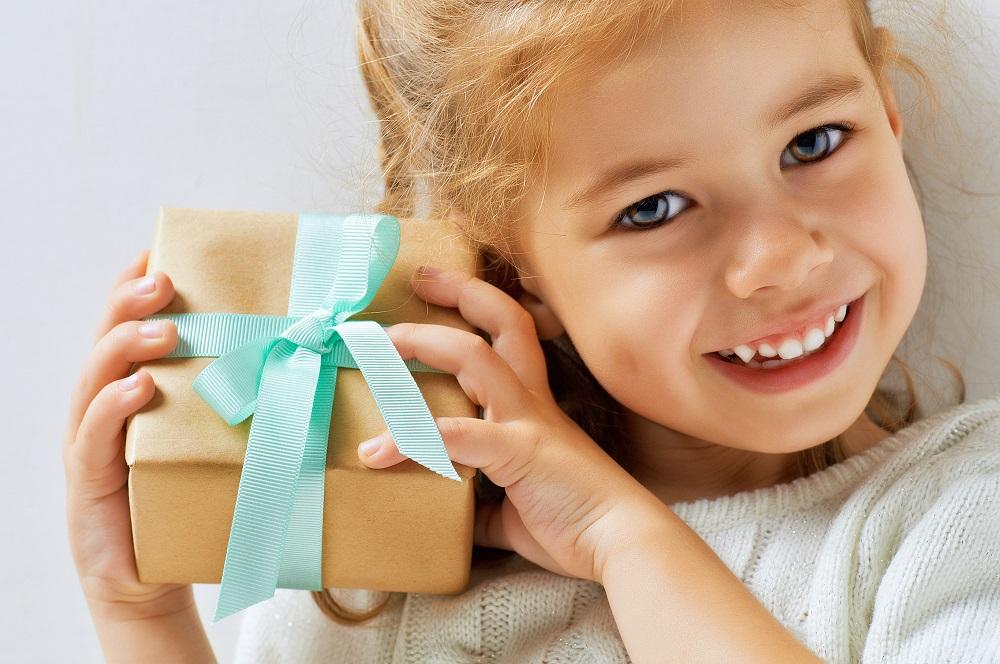 Jaki prezent dla dziewczynki?