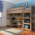 Praktyczne meble do pokoju dziecięcego