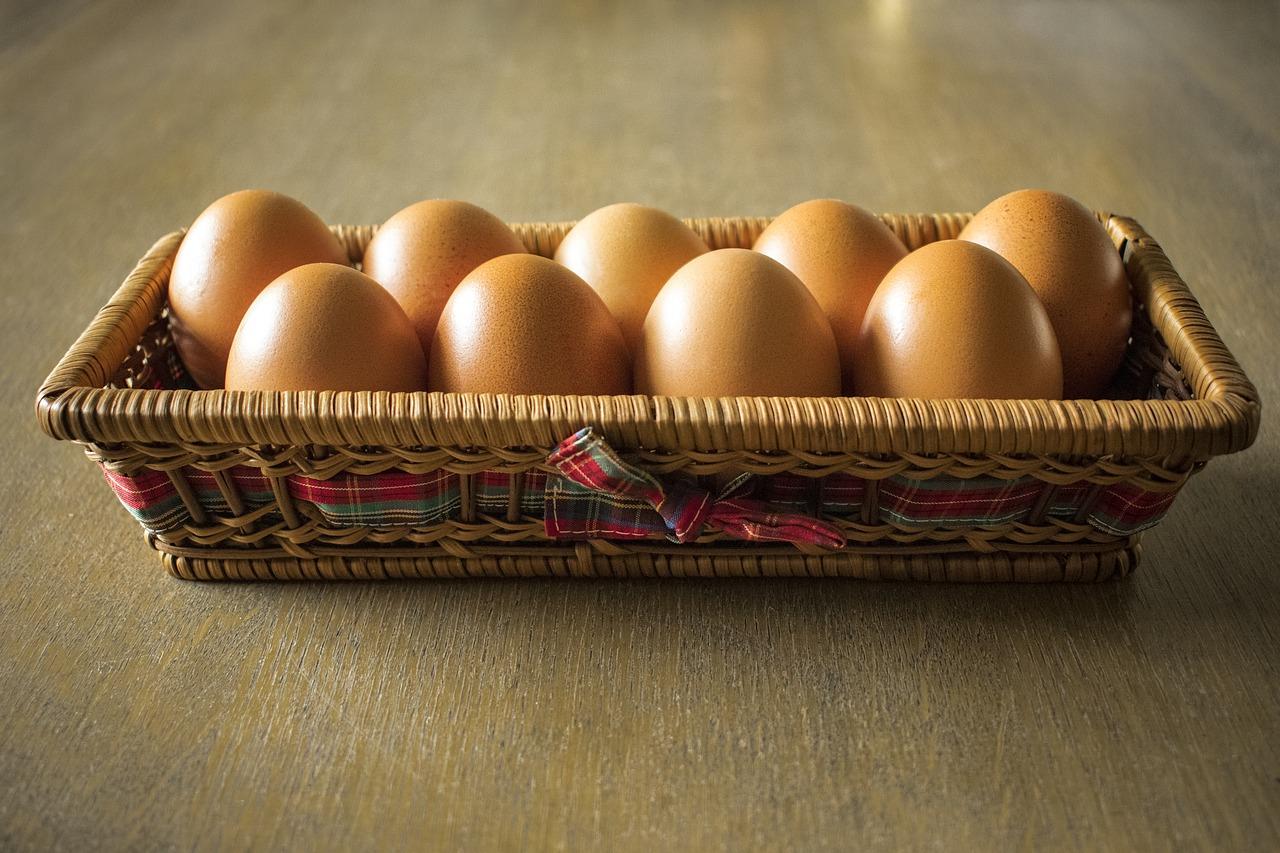zdrowe jaja